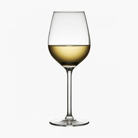 Hvidvinsglas Lyngby Juvel 38 cl (4 stk.)