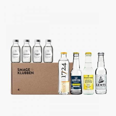 SMAGEmedlem - Gin & Tonic kassen