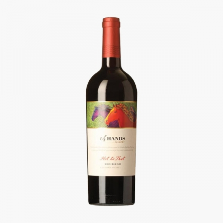Hot to Trot Red Blend Columbia Valley 14 Hands