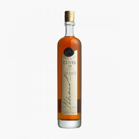 Cuvée 10 Fine Petite Champagne Cognac Lhéraud