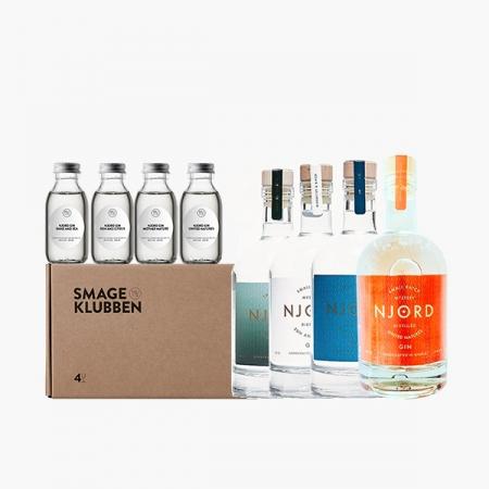 """Ginkassen #3 - """"Njord Gin"""""""