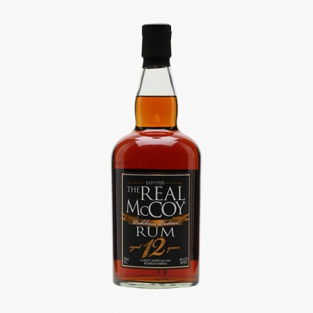 The Real McCoy 12 Years Old Rum