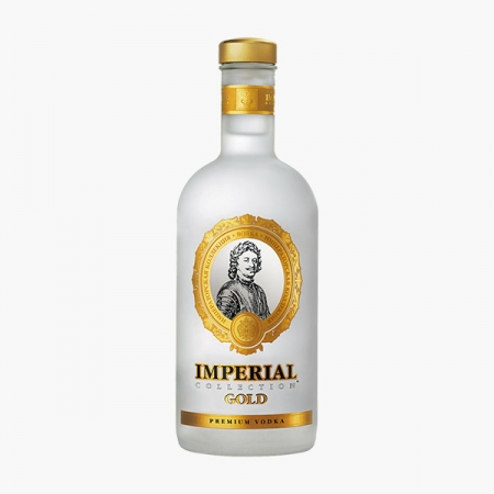 Imperial Collection Gold Russian Vodka