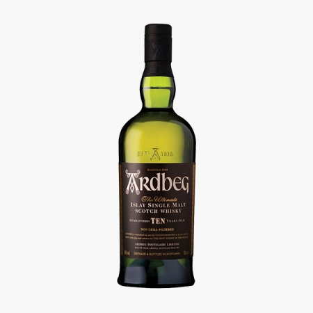 Ardbeg Ten 10 år Single Islay Malt Whisky