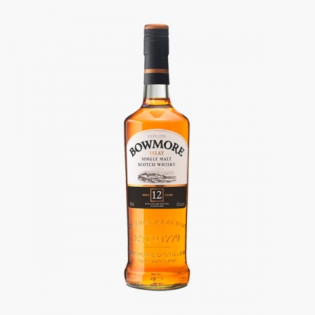 Bowmore 12 år Single Islay Malt Whisky