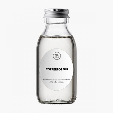 Copperpot Gin - 10 cl