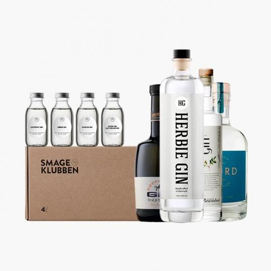 """Ginkassen #1 – """"Dansk gin"""""""