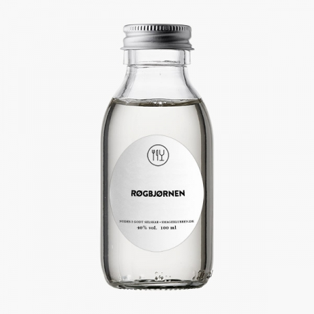 Røgbjørnen vodka - 10 cl