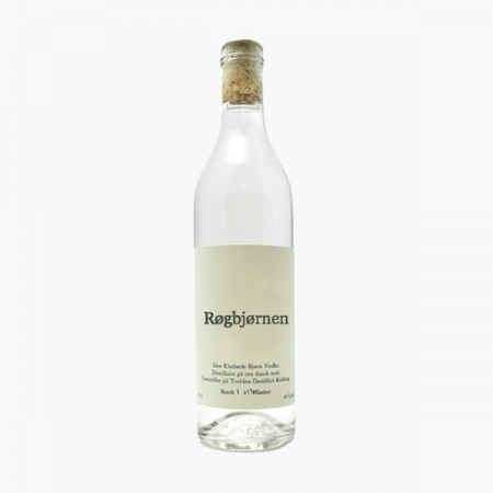 Røgbjørnen vodka
