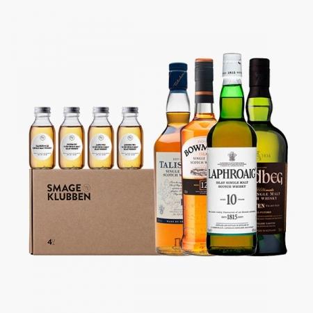 """Whiskykassen #1 – """"Røg"""""""