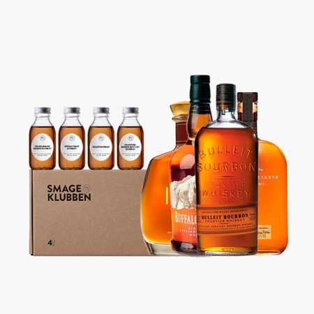 "Whiskykassen #2 – ""Bourbon"""