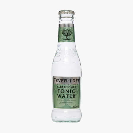 Fever Tree Elderflower Tonic - 20 cl
