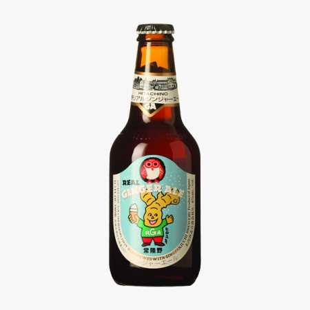 Kiuchi Hitachino Nest Beer Ginger Ale