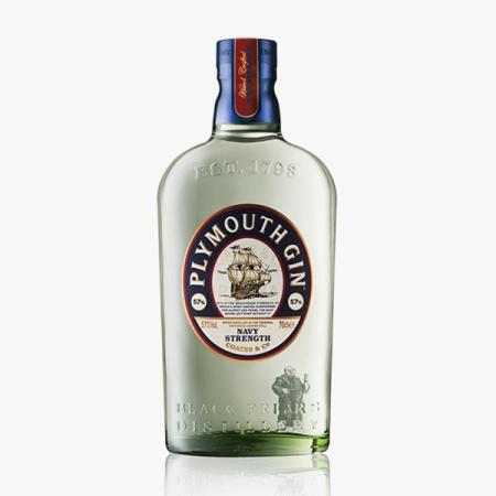 Plymouth Navy Strengh Gin