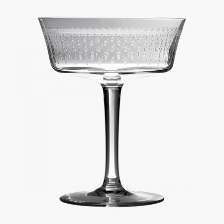 Retro Fizzio 1920 Coupe glas 26 cl (6 stk.)