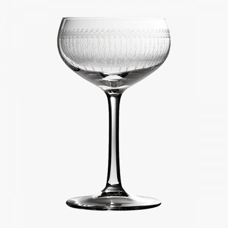 Retro 1920 Coupe glas 21 cl (6 stk.)