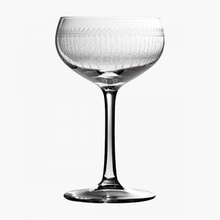 Retro 1920 Coupe glas 21 cl (6 stk.)