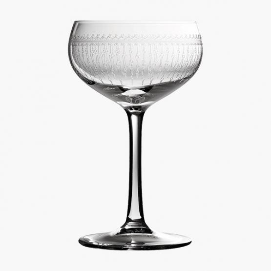 Retro 1920 Coupe glas 21 cl
