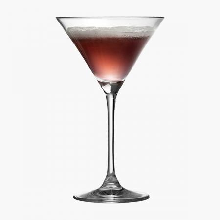 Verdot Martini glas 21 cl (6 stk.)