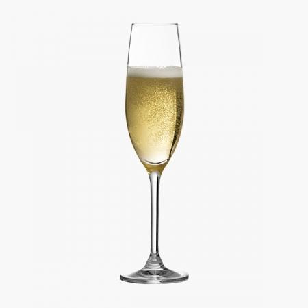 Verdot champagneglas 20 cl (6 stk.)