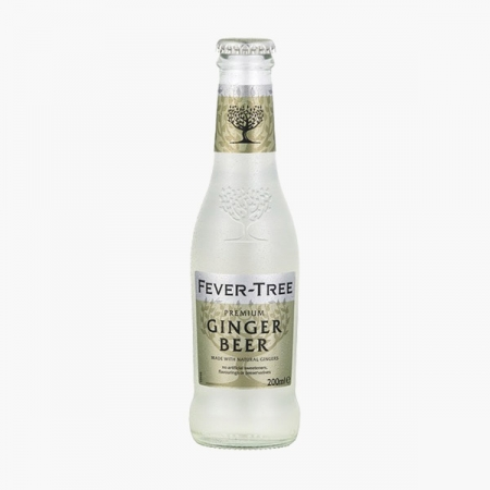 Fever Tree Ginger Beer - 20 cl