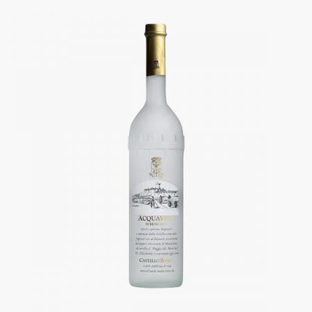 Acquavite di Moscato Castello Banfi