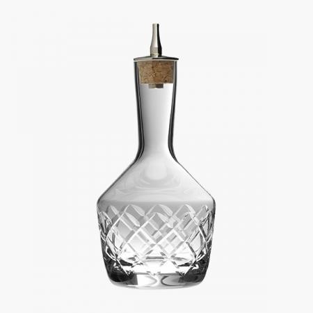 Dash flaske diamantmønster 20 cl