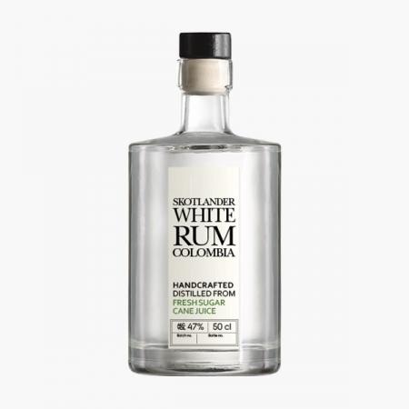 Skotlander White Rum Colombia