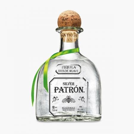 Patrón Silver Tequila - 70 cl
