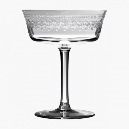 Retro Fizzio 1910 Coupe glas 26 cl