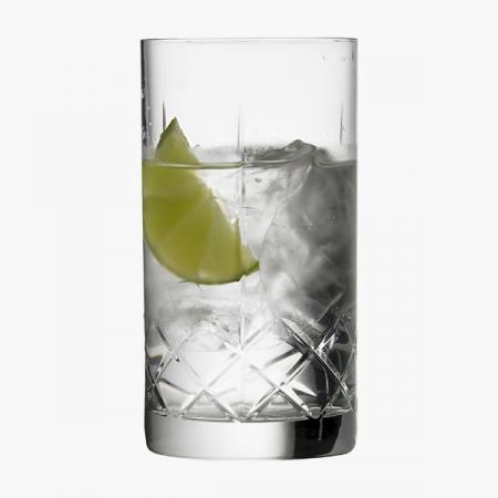 Ginza vandglas 24 cl (6 stk.)