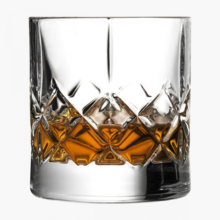 Ginza Old Fashioned whisky glas 31 cl (6 stk.)