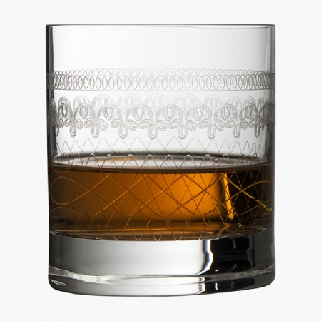 Retro 1910 Old Fashioned glas 30 cl