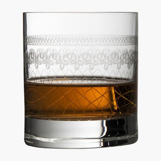 Retro 1910 Old Fashioned glas 30 cl