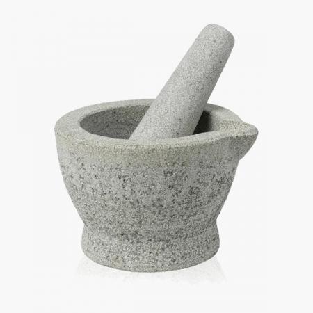 Morter granit ø13,5 cm
