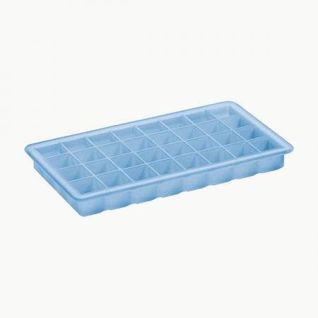 """Isterningebakke silikone """"Terninger"""" 2x2 cm 32 stk."""