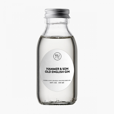 Hammer & Son Old English Gin - 10 cl