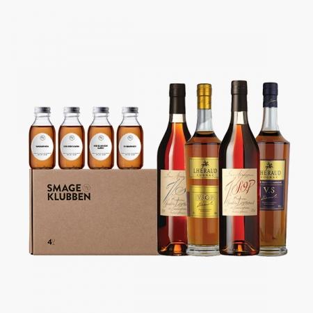 "Mixkassen #1 - ""Cognac & Armagnac"""
