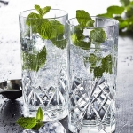 Lyngby Melodia Krystal Highball glas 36 cl (6 stk.)