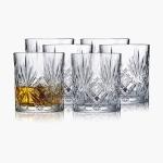 Lyngby Melodia Krystal whisky glas 31 cl (6 stk.)