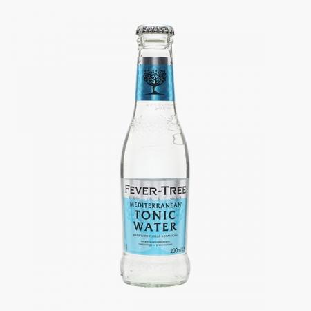 Fever Tree Mediterranean Tonic - 20 cl