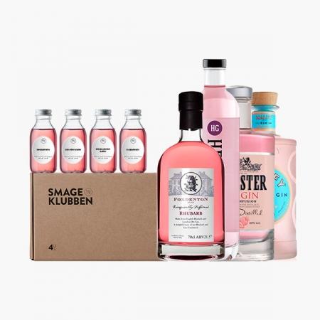 """Ginkassen #3 – """"Pink"""""""