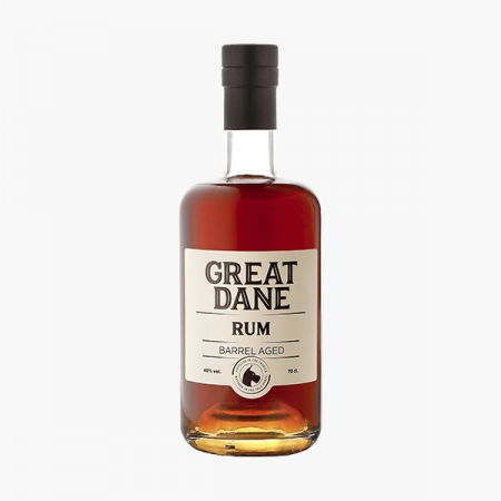 Great Dane Barrel Aged Rum