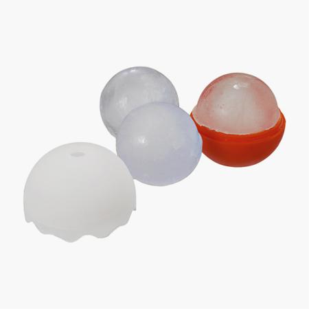 "Isterningebakke silikone ""Kugle"" Ø6,5 cm 1 stk."