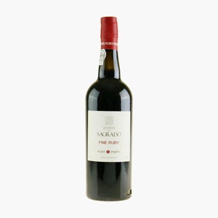 Quinta do Sagrado Fine Ruby Portvin