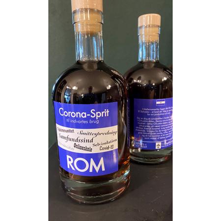 Corona-rom