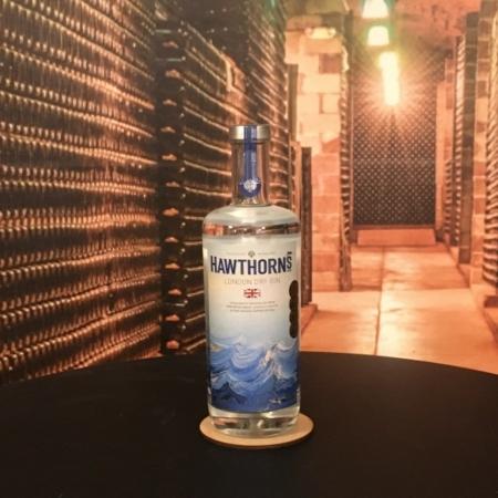 Hawthorns London Dry Gin