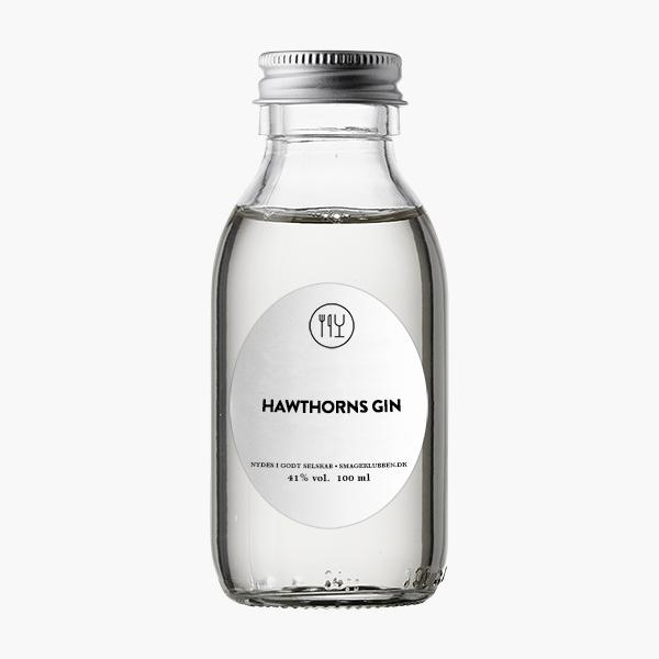 Hawthorns London Dry Gin  -  5 CL / 10 CL