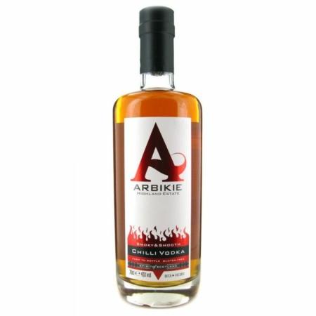 Arbikie Highland Estate Smoky Chilli Vodka