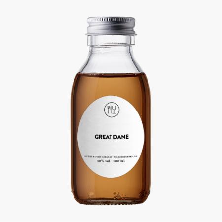 Great Dane Barrel Aged Rum -5 CL / 10 CL